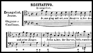 recitative